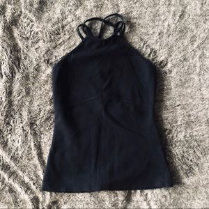 Free People High Neck Tank, Size S
